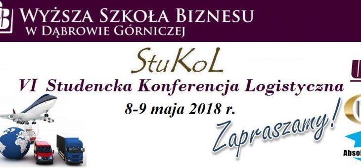 StuKoL – VI Studencka Konferencja Logistyczna